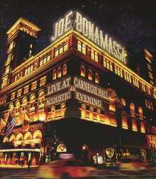 Joe Bonamassa: Live At Carnegie Hall: An Acoustic Evening, Blu-ray Disc