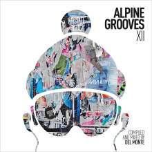 Alpine Grooves Vol.XII (Kristallhütte), CD
