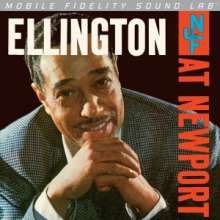 Duke Ellington (1899-1974): Ellington At Newport (140g) (Limited-Numbered-Edition), LP