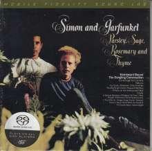 Simon & Garfunkel: Parsley, Sage, Rosemary & Thyme (Hybrid-SACD) (Limited-Edition), Super Audio CD