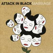 Attack In Black: Marriage, CD