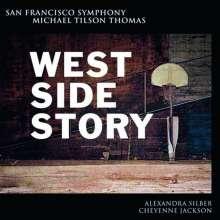 Leonard Bernstein (1918-1990): West Side Story (Ges.-Aufn.), 2 Super Audio CDs