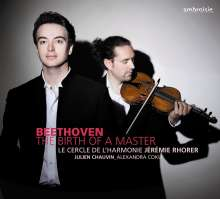 Ludwig van Beethoven (1770-1827): Beethoven - The Birth of a Master, CD