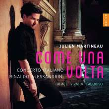Julien Martineau - Come una volta, CD