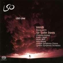 Giuseppe Verdi (1813-1901): Requiem, 2 Super Audio CDs