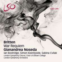 Benjamin Britten (1913-1976): War Requiem op.66, 2 Super Audio CDs