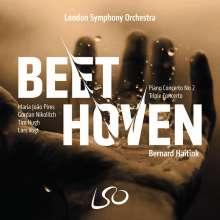 Ludwig van Beethoven (1770-1827): Klavierkonzert Nr.2, Super Audio CD