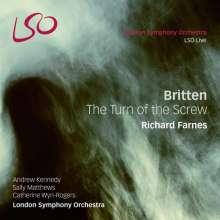 Benjamin Britten (1913-1976): The Turn of the Screw op.54, 2 Super Audio CDs