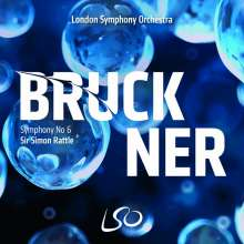 Anton Bruckner (1824-1896): Symphonie Nr.6, Super Audio CD