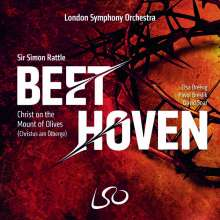 Ludwig van Beethoven (1770-1827): Christus am Ölberge op.85, Super Audio CD