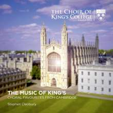 King's College Choir Cambridge - The Music of King's, CD