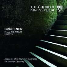 Anton Bruckner (1824-1896): Messe Nr.2 e-moll, Super Audio CD