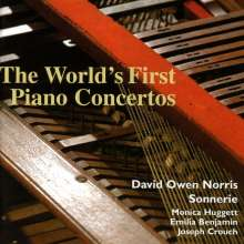 David Owen Norris - The World's First Piano Concertos, CD