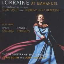 Lorraine At Emmanuel, CD