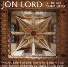 Jon Lord (1941-2012): Durham Concerto, CD