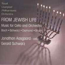 Jonathan Aasgaard - From Jewish Life, CD