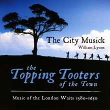 The Topping Tooters of the Town, CD