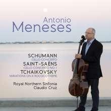 Antonio Meneses - Schumann / Saint-Saens / Tschaikowsky, CD