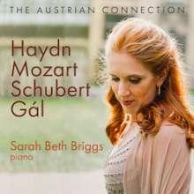 Sarah Beth Briggs - Haydn / Mozart / Schubert / Gal, CD