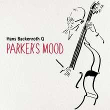 Hans Backenroth Q: Parker's Mood, CD