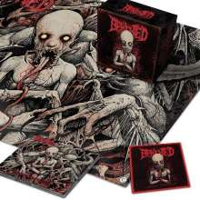 Benighted: Obscene Repressed (Limited Edition, 1 CD und 1 Merchandise