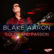 Blake Aaron: Color And Passion, CD