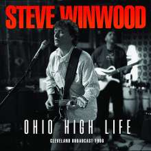 Steve Winwood: Ohio High Life: Cleveland Broadcast 1986, CD