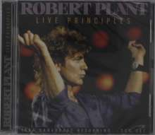 Robert Plant: Live Principles: 1983 Broadcast Recording, 2 CDs