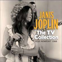 Janis Joplin: The TV Collection, CD