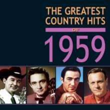 The Greatest Country Hits Of 1959, 4 CDs