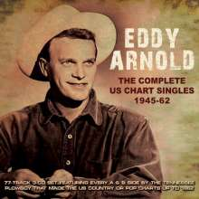 Eddy Arnold: The Complete US Chart Singles 1945 - 1962, 3 CDs