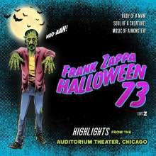 Frank Zappa (1940-1993): Halloween '73 (Live In Chicago, 1973), CD