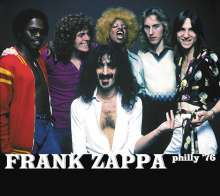 Frank Zappa (1940-1993): Philly '76, 2 CDs