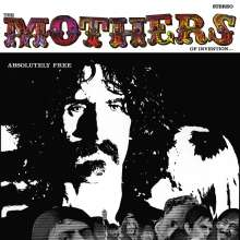 Frank Zappa (1940-1993): Absolutely Free (50th Anniversary) (180g), 2 LPs