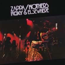 Frank Zappa (1940-1993): Roxy & Elsewhere, CD