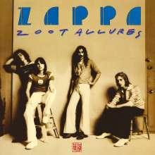 Frank Zappa (1940-1993): Zoot Allures, CD