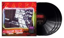 Frank Zappa (1940-1993): Zappa In New York (40th Anniversary) (180g) (Limited Edition), 3 LPs
