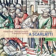 Alessandro Scarlatti (1660-1725): Sedecia, Re di Gerusalemme, 2 CDs