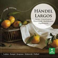 Georg Friedrich Händel (1685-1759): Largos, CD