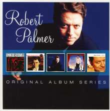 Robert Palmer: Original Album Series, 5 CDs