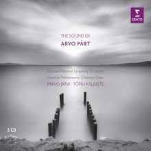Arvo Pärt (geb. 1935): The Sound of Arvo Pärt (180g), LP