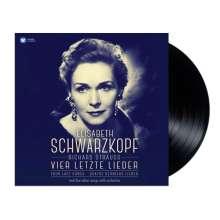Richard Strauss (1864-1949): Vier letzte Lieder (180g), LP