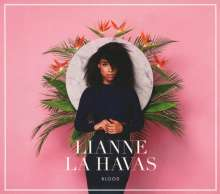 Lianne La Havas: Blood (Limited Edition), CD