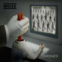 Muse: Drones (180g), 2 LPs