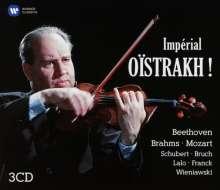David Oistrach - Imperial Oistrakh!, 3 CDs