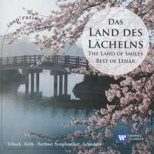Franz Lehar (1870-1948): Franz Lehar - Das Land des Lächelns (Best of Lehar), CD