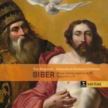 Heinrich Ignaz Biber (1644-1704): Missa Salisburgensis, 2 CDs