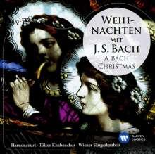 Weihnachten mit J. S. Bach, CD