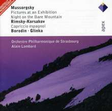 Russian Orchestral Favourites, CD