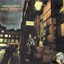 David Bowie: The Rise And Fall Of Ziggy Stardust And The Spiders From Mars (Remaster 2012), CD